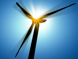 風力発電の素材 [FYI00099497]