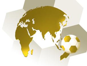サッカーの写真素材 [FYI00099530]
