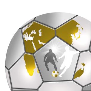 サッカーの写真素材 [FYI00099540]