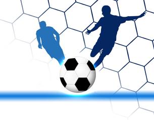 サッカーの写真素材 [FYI00099542]