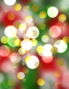 クリスマスソフトフォーカスの写真素材 [FYI00099559]