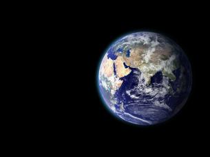 地球の写真素材 [FYI00099625]