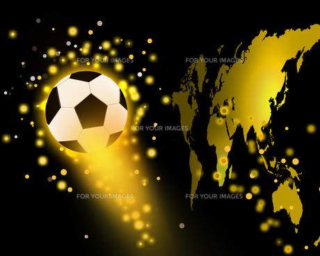 サッカーの写真素材 [FYI00099630]