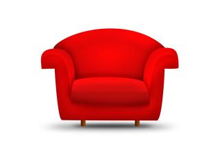 ソファーの写真素材 [FYI00099692]