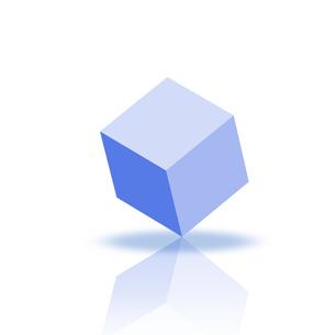 立方体の写真素材 [FYI00099702]