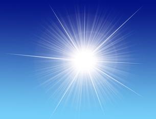 太陽光の写真素材 [FYI00099703]