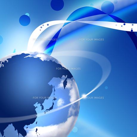 グローバル地球の写真素材 [FYI00099736]