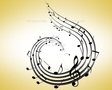 楽しい音楽の写真素材 [FYI00099751]