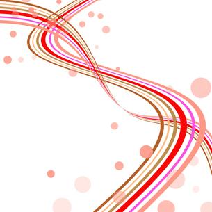 曲線模様の写真素材 [FYI00099755]