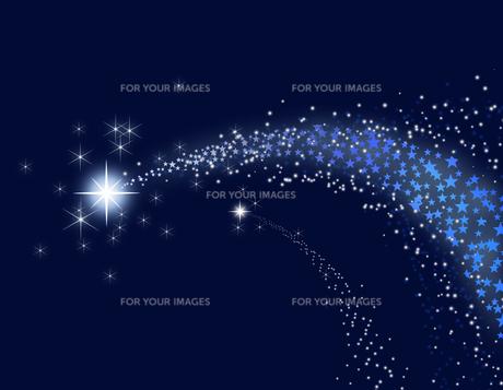彗星の写真素材 [FYI00099769]