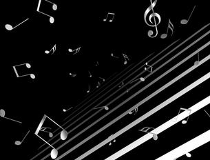 音楽の写真素材 [FYI00099778]