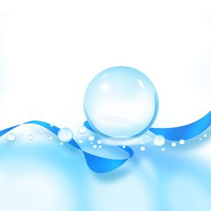 水玉模様の写真素材 [FYI00099783]