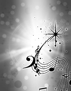 音楽の写真素材 [FYI00099787]