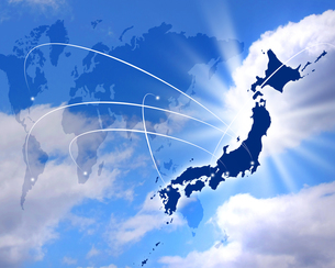 日本のビジネスの写真素材 [FYI00099804]