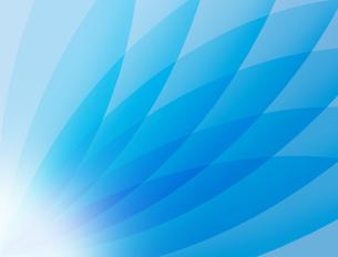 曲線のグラデーションの写真素材 [FYI00099836]