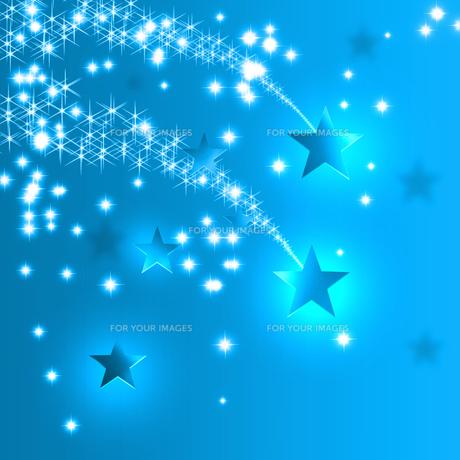 流れ星の写真素材 [FYI00099839]