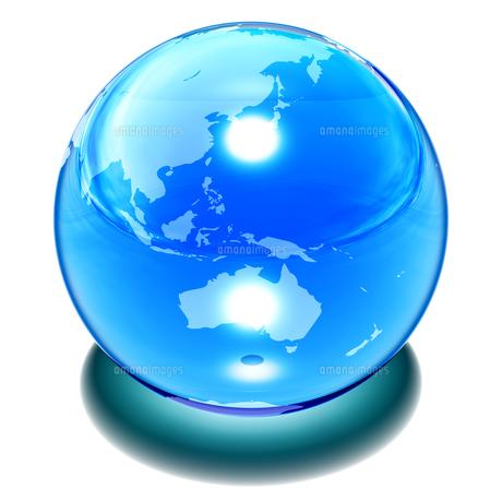 地球イメージの素材 [FYI00099875]