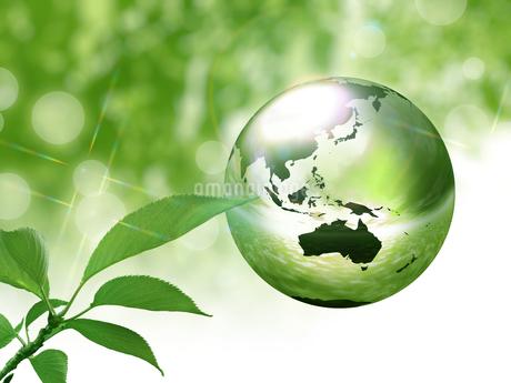 エコロジーイメージのイラスト素材 [FYI00099893]