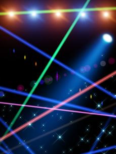 コンサートイメージの写真素材 [FYI00099901]