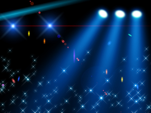 コンサートイメージの写真素材 [FYI00099903]