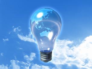 エネルギーイメージの写真素材 [FYI00099916]