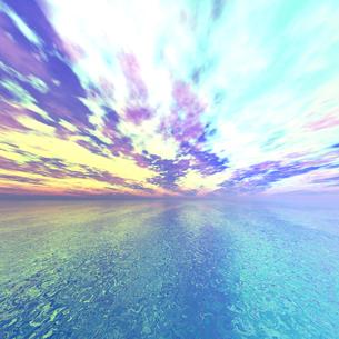 海原イメージの写真素材 [FYI00099942]