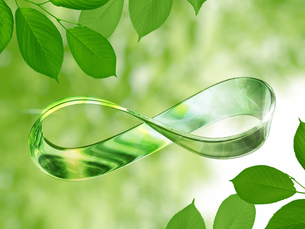 エコロジーイメージのイラスト素材 [FYI00099954]