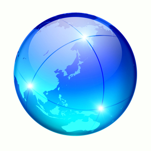 地球イメージの素材 [FYI00099956]