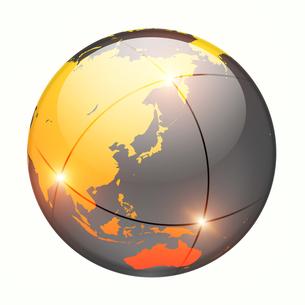 地球イメージの素材 [FYI00099957]