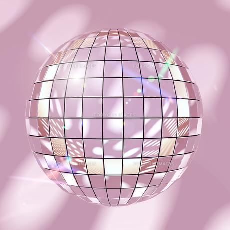 ミラーボールの素材 [FYI00099963]