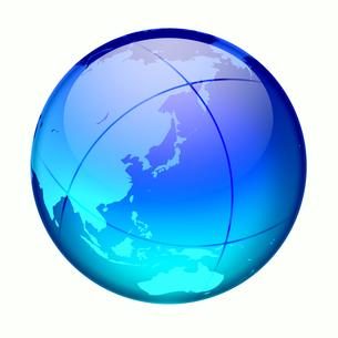 地球イメージの素材 [FYI00099976]