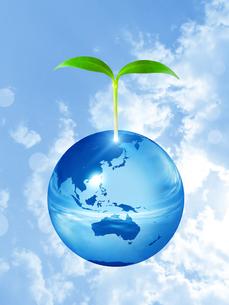 エコロジーイメージの写真素材 [FYI00099981]