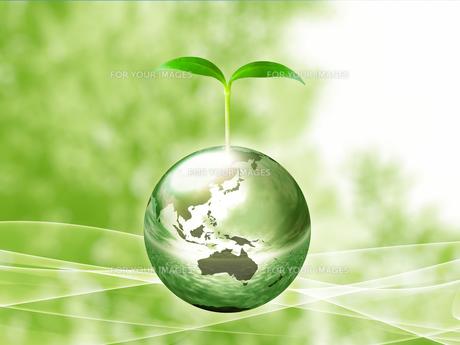 エコロジーイメージの素材 [FYI00099983]