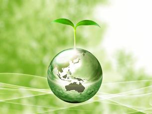 エコロジーイメージの写真素材 [FYI00099996]