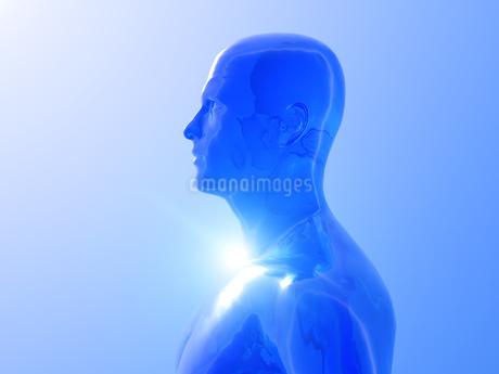 人体イメージのイラスト素材 [FYI00100032]