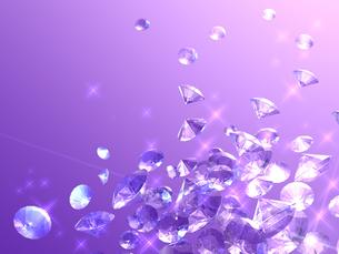宝石の背景素材の素材 [FYI00100068]