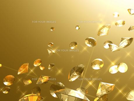 宝石の背景素材の写真素材 [FYI00100071]