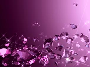宝石の背景素材の写真素材 [FYI00100076]