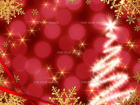 クリスマスのイメージの素材 [FYI00100195]