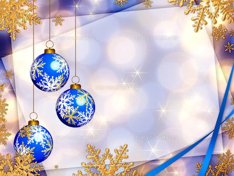 クリスマスのイメージの素材 [FYI00100214]