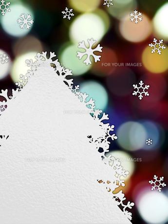 クリスマスのイメージの素材 [FYI00100252]