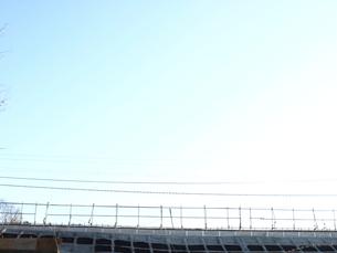 高架の写真素材 [FYI00100621]