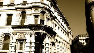 ロンドンの街並みの素材 [FYI00100632]