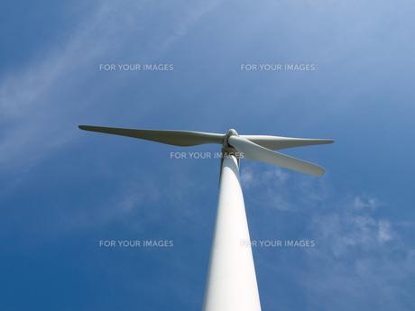風車の素材 [FYI00100689]
