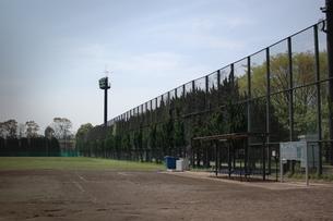 野球グラウンドの写真素材 [FYI00100974]