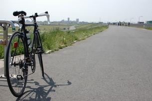 自転車の写真素材 [FYI00100986]