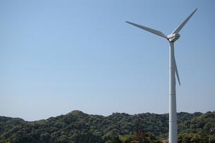 風力発電の写真素材 [FYI00100993]