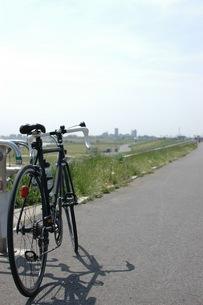 自転車の写真素材 [FYI00100998]