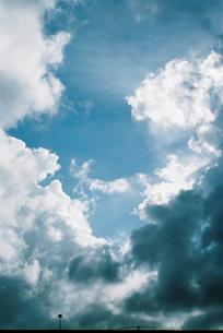夏空の写真素材 [FYI00101010]