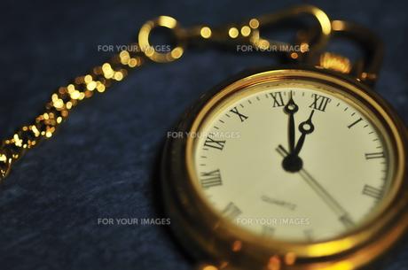 懐中時計の写真素材 [FYI00101146]